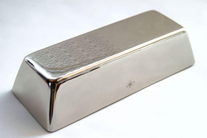 lingotto argento